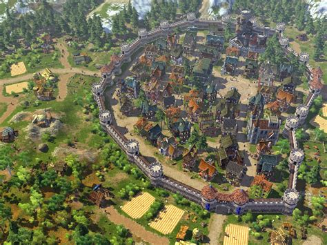 The Settlers 6 Rise Of An Empire Game - PC Full Version