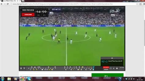 Watch Free Unlimited Live Streaming Of Online Matches on