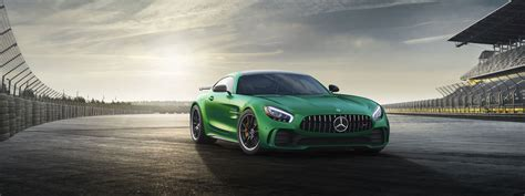 2018 Mercedes-AMG High Performance GT Coupe Sports Car