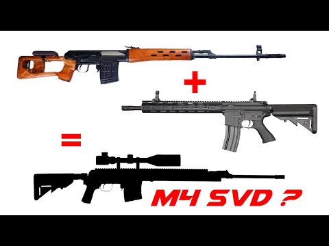 Sniper Rifles - Bolt-Action and Semi-Automatic Types